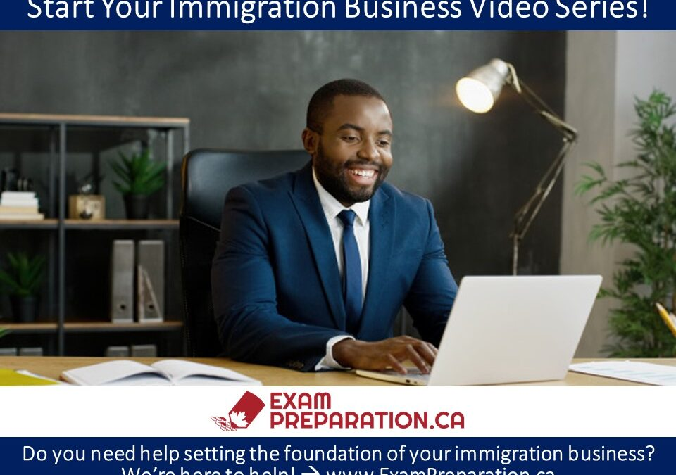 Start your Immigration Business